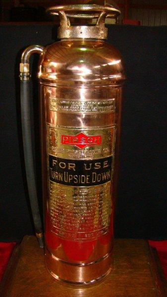 Original Peter Pirsch Restored 2 1 2 Gallon Soda Acid