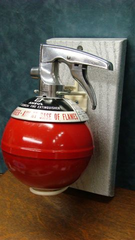 A fire extinguisher for her asshole camg8 - 5 8